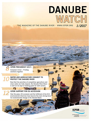 View the latest issue of Danube Watch online