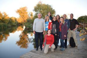 Monitoring Visit 10 12102017 WWF Katya Kurakina30 300x200 - One Year of Project Work for Sturgeons - A Monitoring Visit in Ukraine