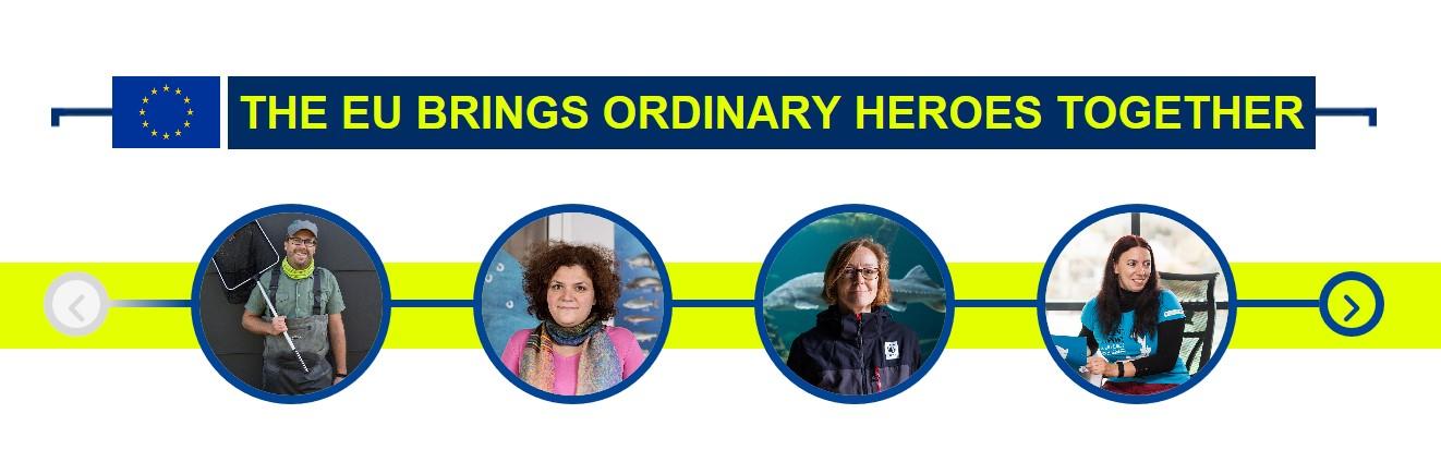 The EU heroes who work on saving the Danube sturgeons