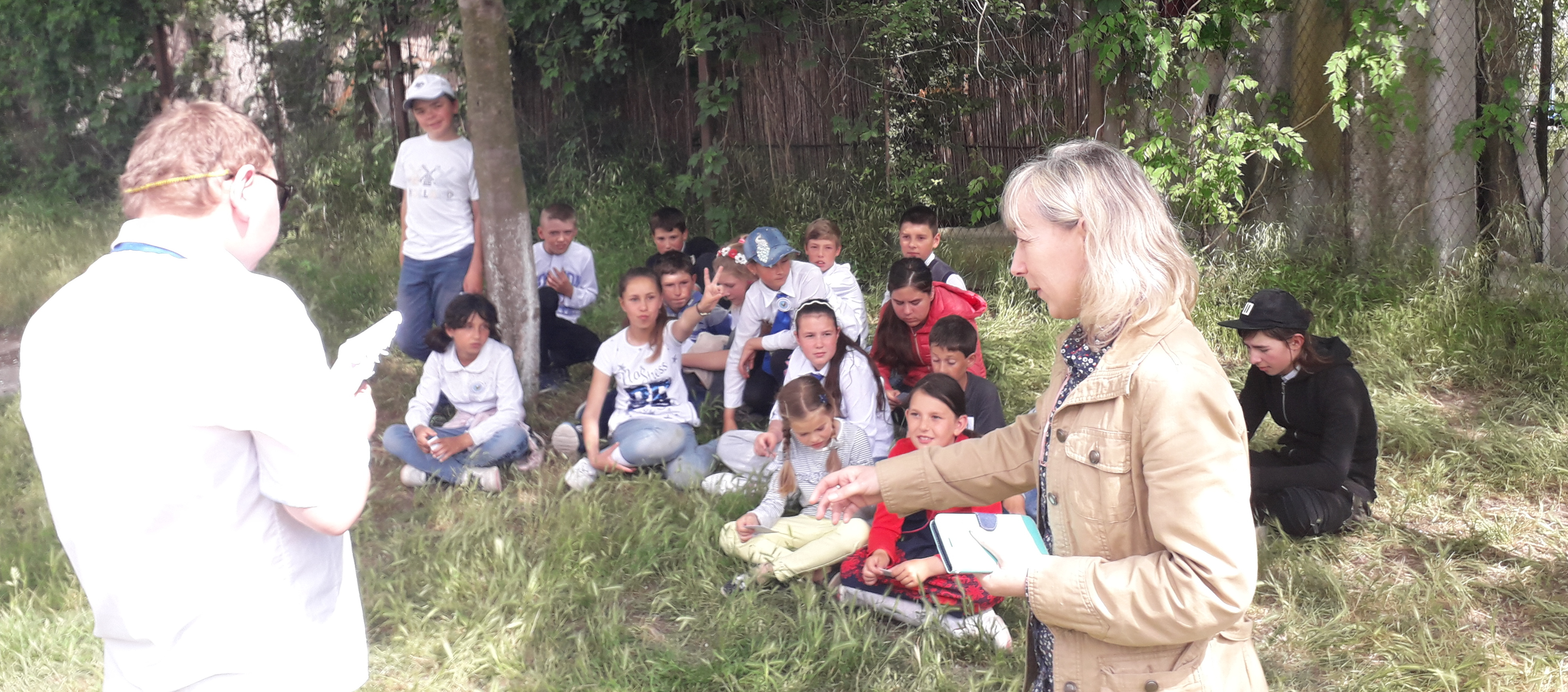 New Active Youth Club for the Danube and Sturgeons Started in Sfantu Gheorghe