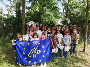 60609139 2050657355229650 7350344843542921216 n 300x225 - New Active Youth Club for the Danube and Sturgeons Started in Sfantu Gheorghe