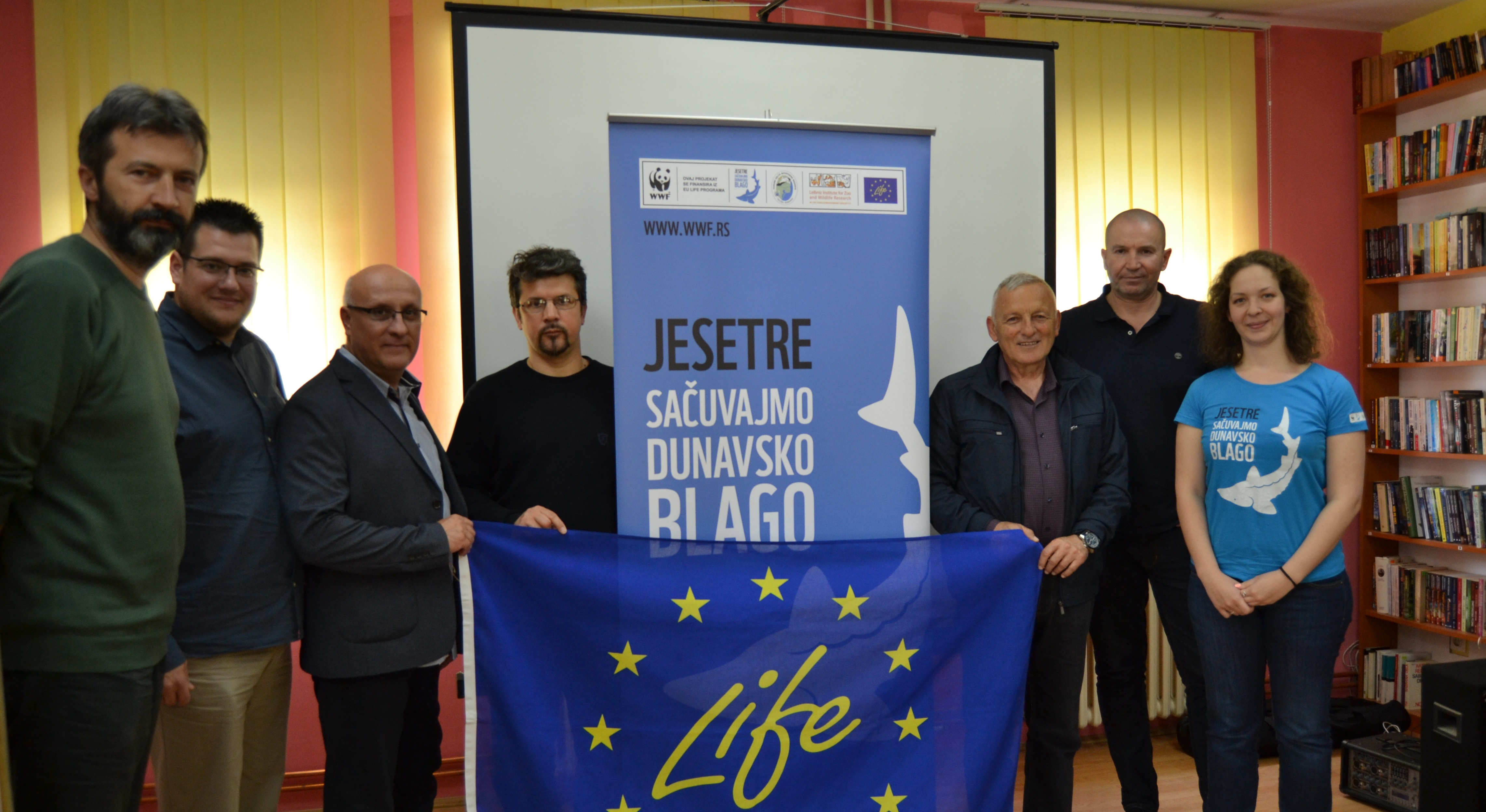 New Sturgeon Center Established in Negotin (Serbia)
