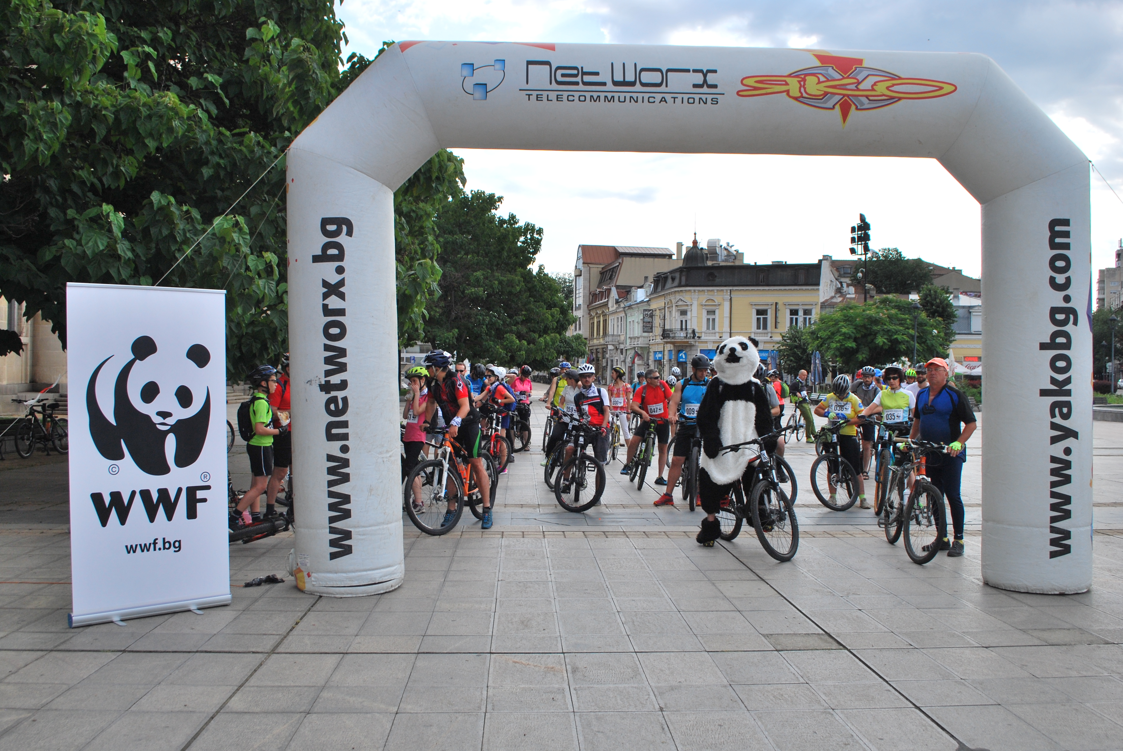 "2019 Danube Day celebrated with the first Nature Triathlon ""Free Danube"""