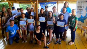 "final b 300x168 - Second Edition of the ""Active Youth Club for the Danube and Sturgeons"" Academy Was Held in Tulcea"