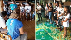 """vizite 300x169 - Second Edition of the """"Active Youth Club for the Danube and Sturgeons"""" Academy Was Held in Tulcea"""