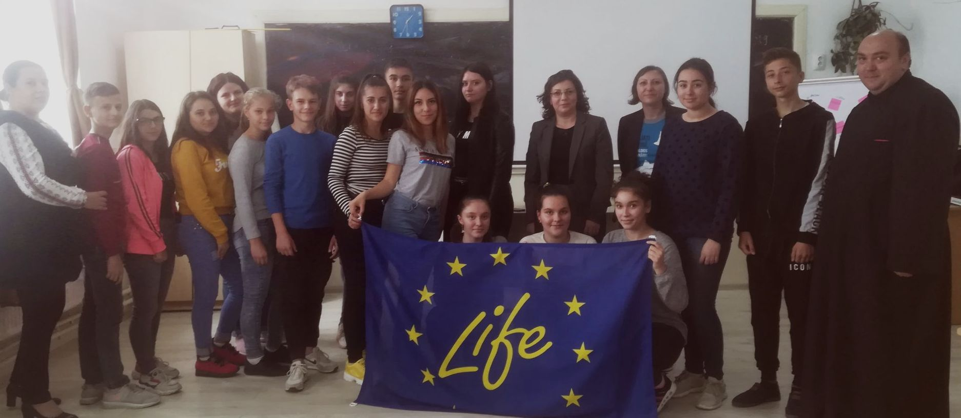 A Strong Start to the School Year for the Youth Clubs in Romania