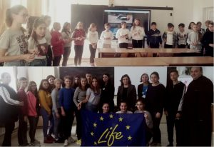 vizite 300x206 - A Strong Start to the School Year for the Youth Clubs in Romania