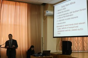 Pol 300x197 - WWF-Ukraine Trains Authorities to Combat Illegal Wildlife Trade of Sturgeon Products